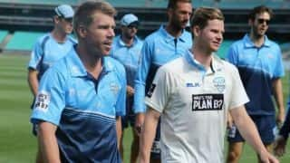 Steve Smith, David Warner can play Sheffield Shield final as a result of Long domestic season
