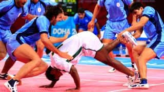 PKL 2016, BB vs UM, Match 23 at Patna: Live Kabaddi Streaming on Hotstar
