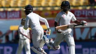 Jadeja and Saha's partnership was fantastic feels Ashwin
