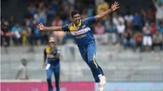 Thisara Perera named Sri Lanka's ODI, T20I captain