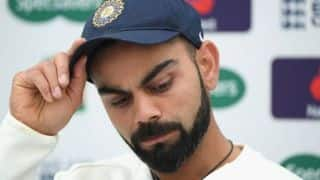 Questions will be asked about Virat Kohli's captaincy: Sunil Gavaskar