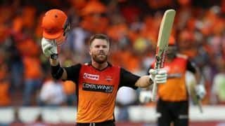 IPL 2019: Sunrisers Hyderabad's David Warner miles ahead in Orange Cap battle