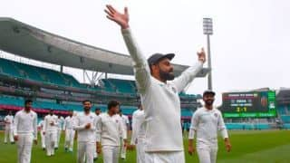 Twitter erupts with joy as Team India creates history in Australia