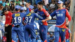 Live Cricket Scorecard: IPL 2015, Delhi Daredevils vs Rajasthan Royals, Match 6 at Delhi