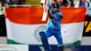 शिखर धवन ने शुरू की ऑस्ट्रेलियाई गेंदबाजों की धुनाई की 'तैयारी'