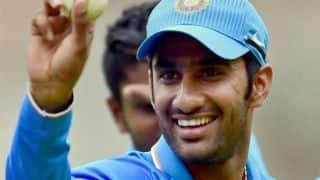 Gurkeerat Singh Mann slams first double century of Ranji Trophy 2015-16