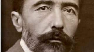 Joseph Conrad's funeral procession and the Canterbury Cricket Festival