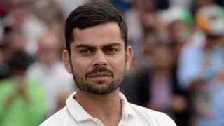 Give Virat Kohli a break, India