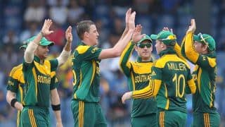 Springboks praise South Africa cricket team following series win over India