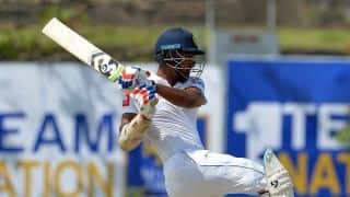 New Zealand XI vs Sri Lanka: Gunathilaka, Thirimanne set up interesting final day