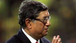 N. Srinivasan: Are calls for his resignation justified?
