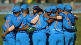 In Pictures: Ireland vs India, 1st T20I