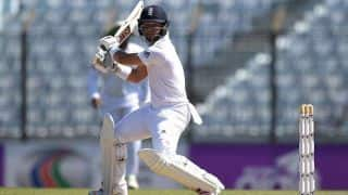 1st unofficial Test: Ben Duckett's 80 takes England Lions to 303/5