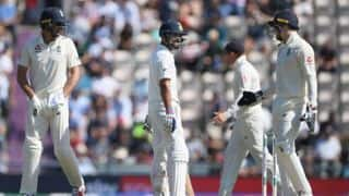 India vs England, 4th Test: Was Virat Kohli out?