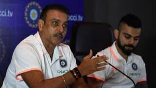 Those who want to keep abusing and ranting can continue doing that: Ravi Shastri