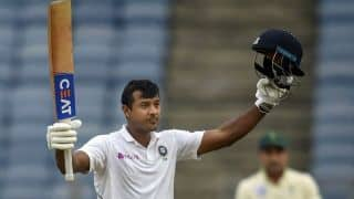 2nd Test: Mayank Agarwal smashes second consecutive century as India bag top honours on Day 1