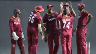 PAK vs WI, 1st ODI: West Indies' likely XI