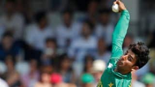 Shadab Khan: Can't wait to play World XI in front of home crowd