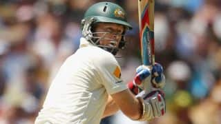 Chris Rogers hopes to get selected for next year's Ashes after consecutive fifties against India