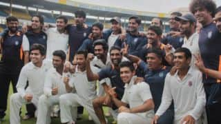 Ranji Trophy 2013-14: Maharashtra's team work has been exemplary throughout the season