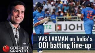 VVS Laxman: India still have plenty of work to do on batting front