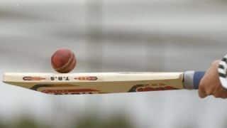 SL 250/5   Overs 47   Live Cricket Score, India vs Sri Lanka 2015-16, 2nd U-19 ODI at Colombo: India wins by 4 runs (D/L method)