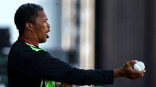 Makhaya Ntini step down as Zimbabwe team's bowling coach