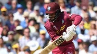 Cricket World Cup 2019 - Unfortunate we couldn't drive home and get the tail in a bit earlier: Shai Hope