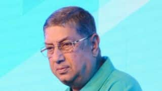 N Srinivasan lashes out at Dilip Vengsarkar; calls his allegations baseless