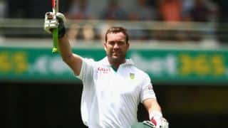 Jacques Kallis thanks David Warner for reverse swing observation