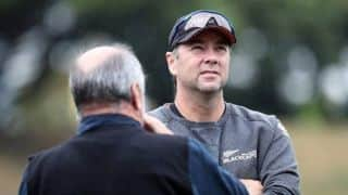 Craig McMillan confident result still possible despite rain delays
