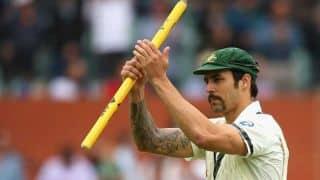 Mitchell Johnson relishes intimidating England