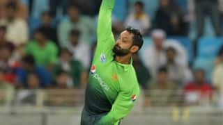 PAK vs SL: Hafeez reported for suspect action in 3rd ODI
