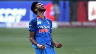 India A vs South Africa A : Indian bowlers restrict South Africa A to 162/5 in 2nd unofficial ODI