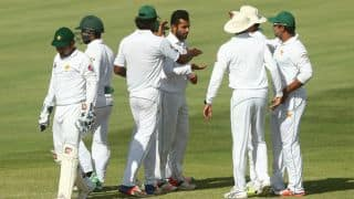 Pakistan demolish Cricket Australia XI by 210 runs in day-night warm-up tie