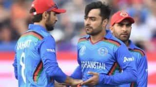 विंडीज के खिलाफ राशिद खान की अगुआई में अफगानिस्तान की वनडे और टी-20 टीम घोषित
