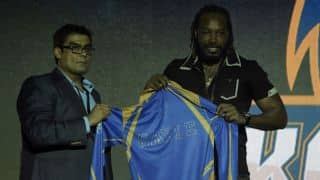 Chris Gayle not picked by any team in PSL 3 Drafts