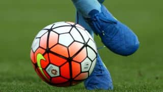 Auction to help football fans fetches Rs 14 lakh