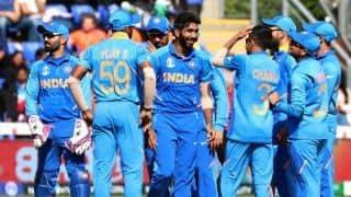 विश्व कप: तेज गेंदबाज जसप्रीत बुमराह का डोप टेस्ट किया गया