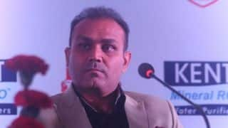 I feel that England will comeback but India will hunt for a win: Virender Sehwag
