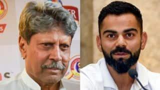 Virat Kohli's opinion on next India head coach needs to be respected: Kapil Dev