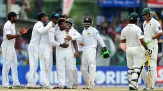 Sri Lanka vs Pakistan Live Cricket score 2nd Test, Day 5 at Colombo (SSC): Sri Lanka win by 105 runs and sweep Test series 2-0