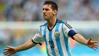 Lionel Messi is the best in the world, says Angel di Maria