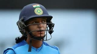 Harmanpreet Kaur becomes first Indian to play 100 T20Is