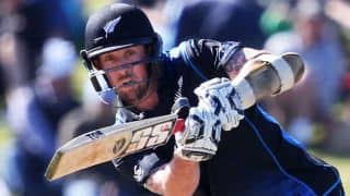 Live Cricket Score, New Zealand vs Sri Lanka 2014-15, 1st ODI