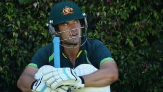 Middlesex replace Adam Voges with Joe Burns