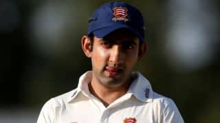 Delhi HC sends notice to pub, owner on Gautam Gambhir's plea to not use his name