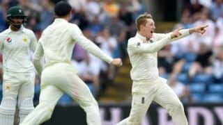 England claim Headingley Test against Pakistan; level series 1-1