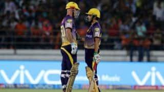 IPL 2017: Gautam Gambhir lauds Chris Lynn's effort against Gujarat Lions (GL); says he can take pressure off other batsmen