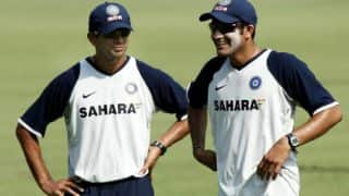Dravid, Kumble turn down BJP's offer to stand in assembly polls